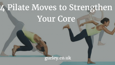 4 Pilate Moves to Strengthen Your Core