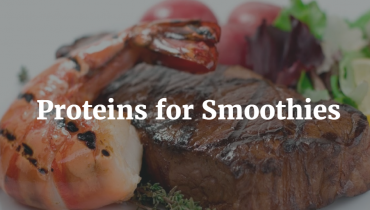 Top 9 Proteins for Smoothies 1